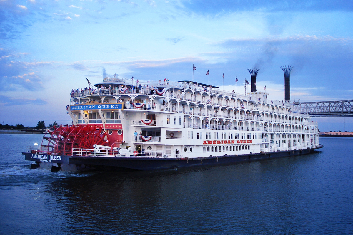 American Queen Steamboat Company Francis Travel Marketing